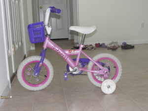 Bikes With Training Wheels For 4 Year Olds The story of a year old