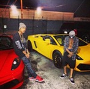 Bieber-YellowLamboghini